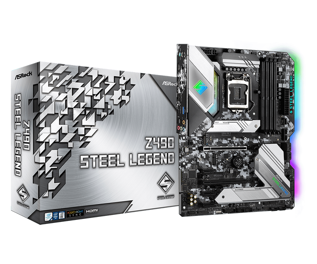 Z490 Steel Legend