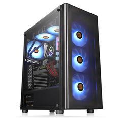 TT V200 Tempered Glass RGB Edition