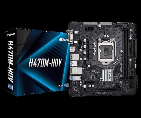 H470M-HDV