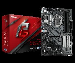 B460 Phantom Gaming 4
