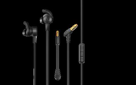 VPRO VM150 Black IN-EAR Headphone