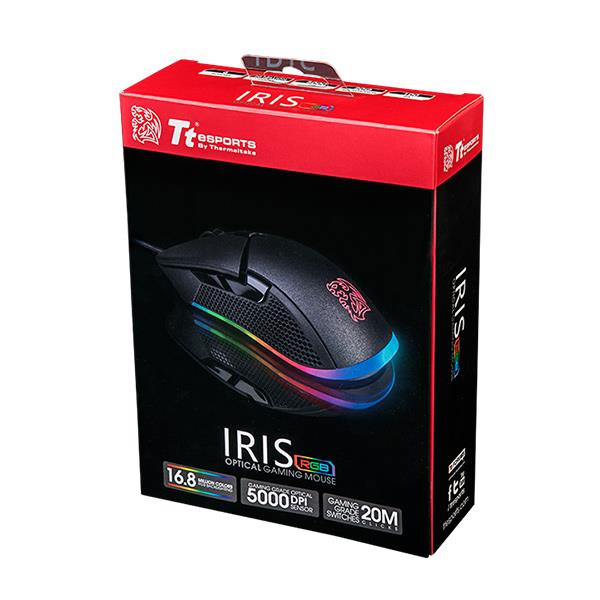 TT Iris Optical RGB Gaming mouse
