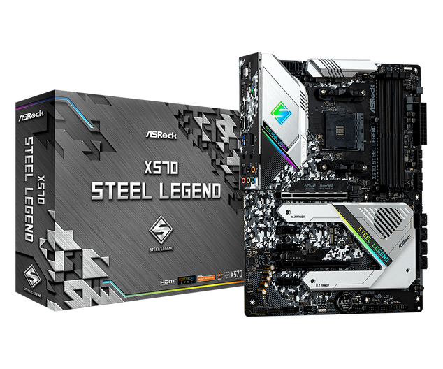 X570 Steel Legend
