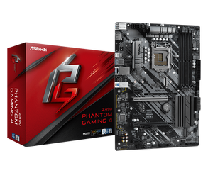Z490 Phantom Gaming 4