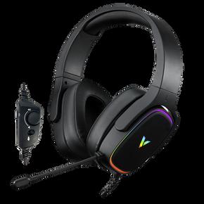 VH700 Black Virtual 7.1 Channels Gaming Headset