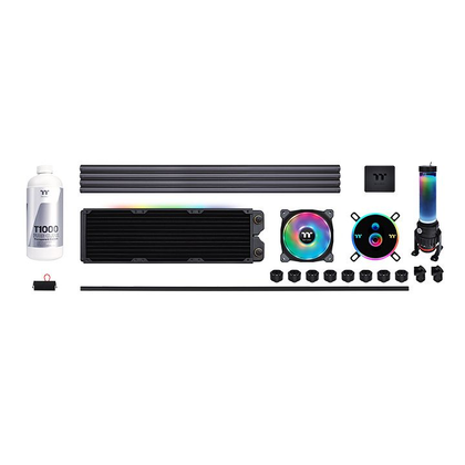 Thermaltake Pacific CL360 Max D5 Hard Tube