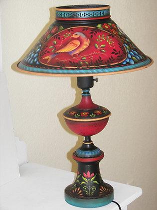 Tole Lamp 193