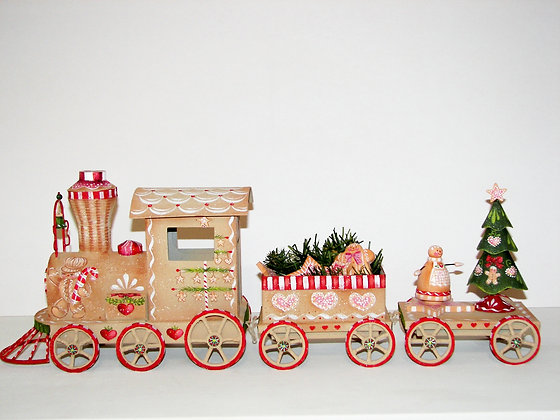 Gingerbread Express 169
