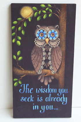 Wise Old Owl 289