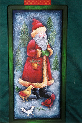 Santa in the Forest 131