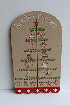 Santa's Cookies 292