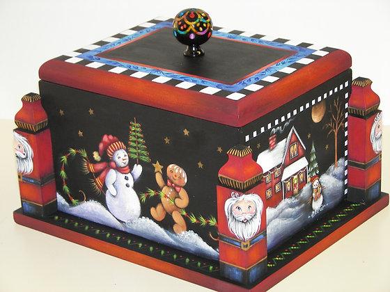 Joy to the World Christmas Box 236