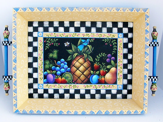 Tropical Fruit Tray 146