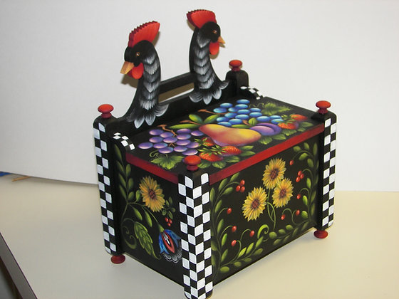 Rooster Box 237