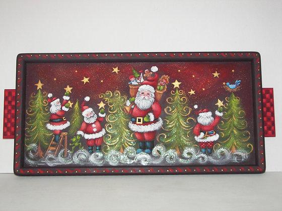 Santa & Sons Decorating 185