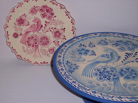 Blue Delft/Red Delft 151