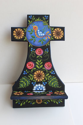 Cross Tablet on Book Holder 285