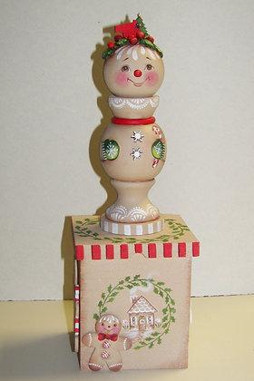 Gingerbread Music Box 279