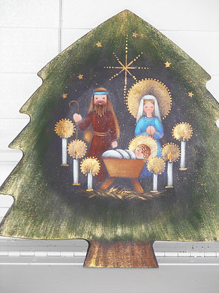 Simple Nativity 253