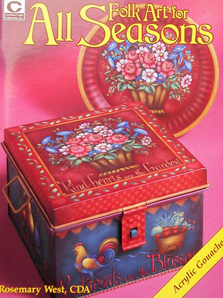 Folk Art for All Seasons Vol. I