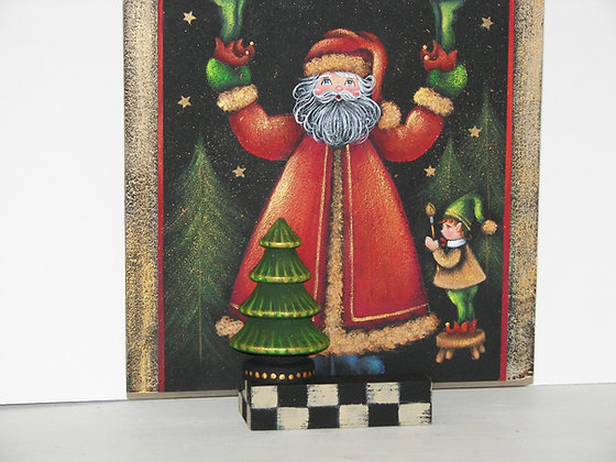 Santa and Elves #270