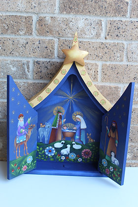 Nativity Triptych 274