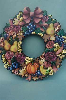 Fall Wreath 19