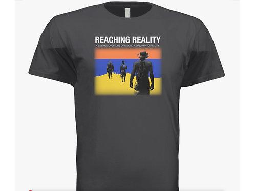 Black Reaching Reality Tee
