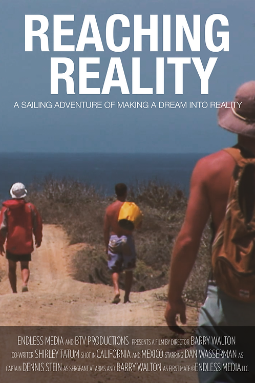 Reaching Reality Poster