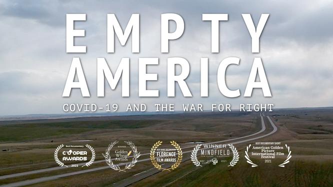 Empty America winner of 6 festival awards, poised for 'breaking big'