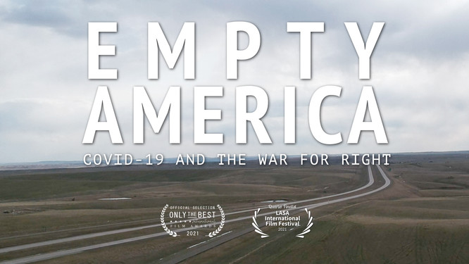 EMPTY AMERICA: selected in Only the Best Film Awards