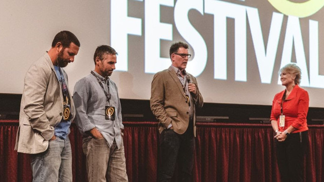 Something big to you is BIG (the Santa Cruz Film Festival)