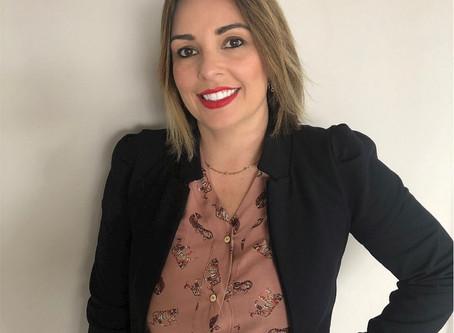 Melissa Poletto palestra na IV Semana Acadêmica Escola Politécnica, na Unisinos