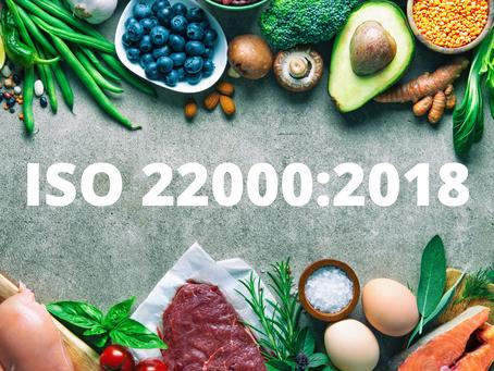 2021: o último ano para adequação à nova versão da ISO 22000:2018