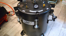 New pressure pot. BIG pressure pot!