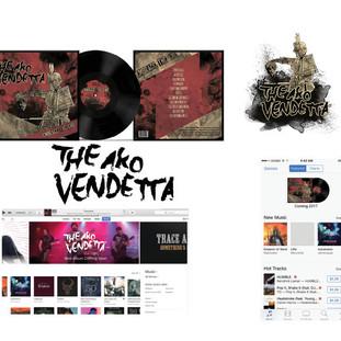 Album Redesign, The Ako Vendetta