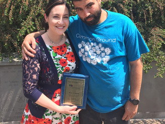 Phyllis M. Redfield Award Recipient