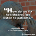 Favorite Quotes from HLTH | Create Health's Future