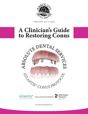 A Clinician's Guide to Restoring Conus 1