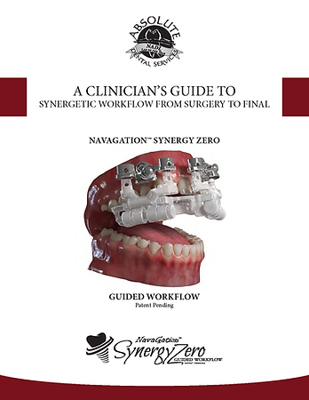 A Clinician's Guide to Synerge Surgery t