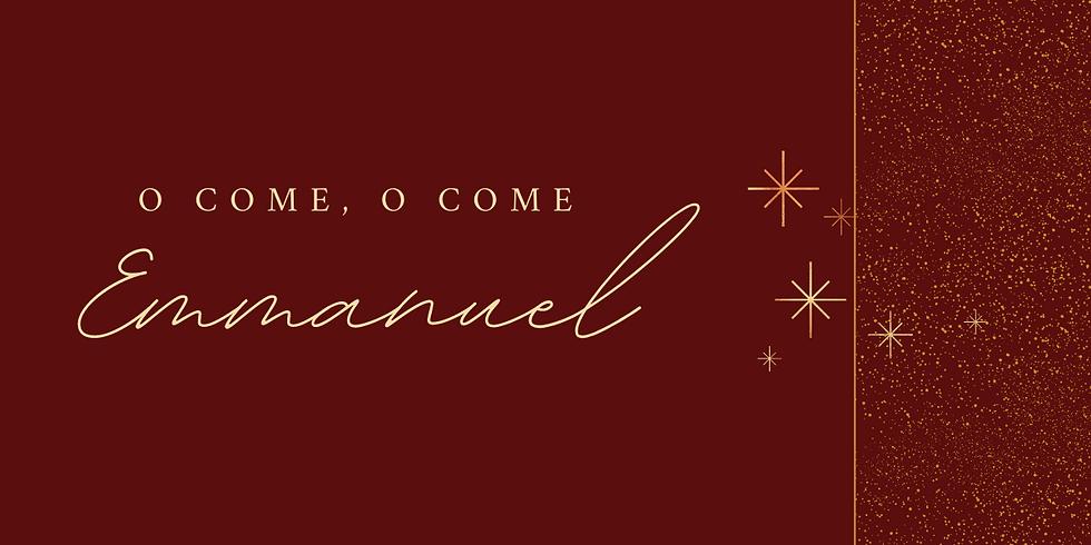 4PM Christmas Eve Service
