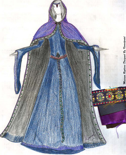 medieval+cloak+ensemble