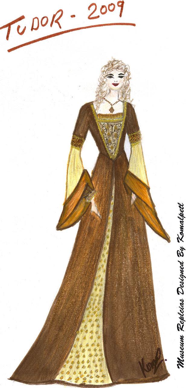 tudor+dress+2009