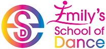 Emily's School of Dance Logo (small edit