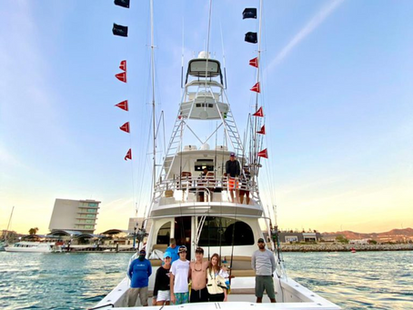 Pisces Cabo Fishing Report Dec 18 to 24th