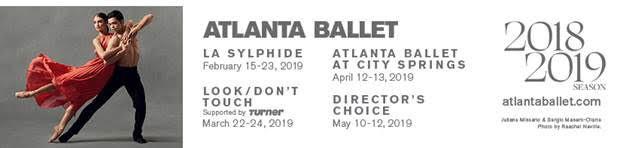Atlanta Ballet: Руками не трогать