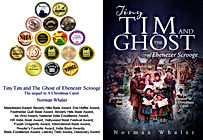 Norman Whaler Tiny Tim and The Ghost of Ebenezer Scrooge Awards