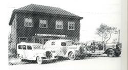 Volunteer Firehall 2 circa 1945