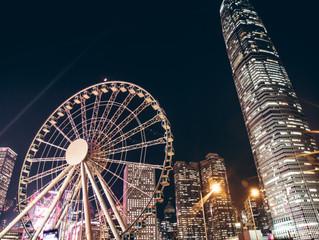 母子同歡夢幻行程:香港美酒佳餚展