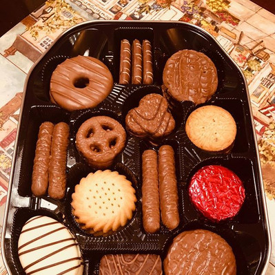 English Tea & English Biscuits